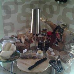 Hotel Quadrifoglio - Quadrifoglio Village Понтеканьяно питание фото 2