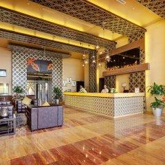 Abidos Hotel Apartment, Dubailand интерьер отеля