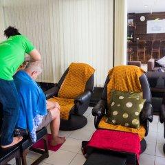 Отель Moon Inn Guesthouse Patong Патонг развлечения