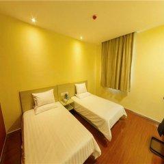 Отель Hanting Express Shanghai Hongqiao Zhongshan West Road комната для гостей фото 2