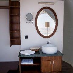 Отель Petra Bubble Luxotel ванная фото 2