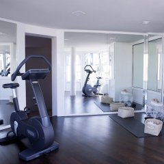 Отель MENNINI Милан фитнесс-зал фото 4