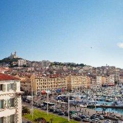 Отель Escale Oceania Marseille Vieux Port пляж фото 2