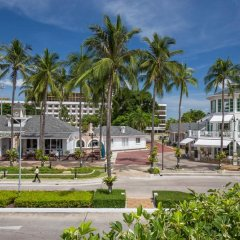 Отель Ambassador City Jomtien Pattaya - Inn Wing пляж