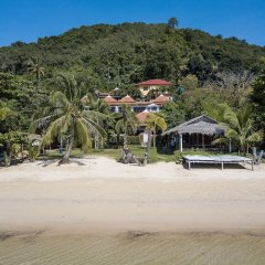 Отель Dream Sea Pool Villa Таиланд, пляж Панва - отзывы, цены и фото номеров - забронировать отель Dream Sea Pool Villa онлайн пляж фото 2