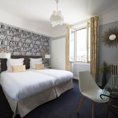 Hotel des Batignolles комната для гостей фото 2