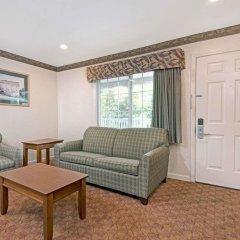 Отель Days Inn Ridgefield комната для гостей фото 3