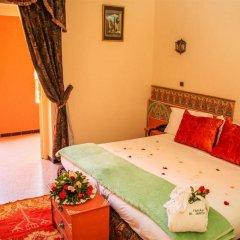 Отель Hôtel Farah Al Janoub Марокко, Уарзазат - отзывы, цены и фото номеров - забронировать отель Hôtel Farah Al Janoub онлайн комната для гостей фото 4