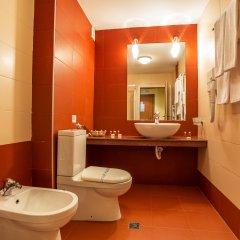 Отель SG Boutique Hotel Sokol Болгария, Боровец - отзывы, цены и фото номеров - забронировать отель SG Boutique Hotel Sokol онлайн ванная