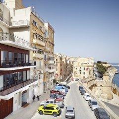 Отель British Hotel Мальта, Валетта - отзывы, цены и фото номеров - забронировать отель British Hotel онлайн пляж фото 2