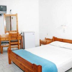 Отель Thisvi комната для гостей фото 2