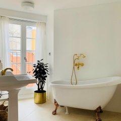 Отель Best Stay Copenhagen Ny Adelgade 8-10 Дания, Копенгаген - отзывы, цены и фото номеров - забронировать отель Best Stay Copenhagen Ny Adelgade 8-10 онлайн ванная фото 2