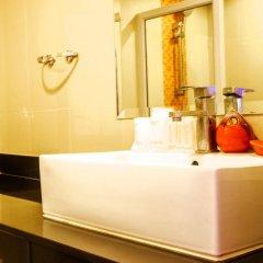 Отель New Nordic Marcus Таиланд, Паттайя - 12 отзывов об отеле, цены и фото номеров - забронировать отель New Nordic Marcus онлайн ванная