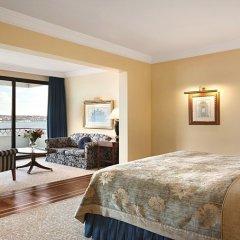 Отель Ciragan Palace Kempinski комната для гостей фото 5