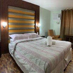 Отель Maharajah Hotel Филиппины, Пампанга - отзывы, цены и фото номеров - забронировать отель Maharajah Hotel онлайн комната для гостей фото 5