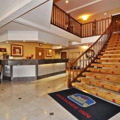 Отель BEST WESTERN PLUS Brookside Inn интерьер отеля фото 2