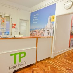 Отель Tagus Palace Hostal Португалия, Лиссабон - отзывы, цены и фото номеров - забронировать отель Tagus Palace Hostal онлайн интерьер отеля фото 2
