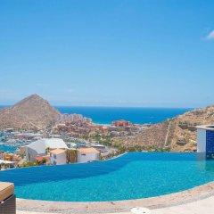Отель Villa Leonetti Мексика, Педрегал - отзывы, цены и фото номеров - забронировать отель Villa Leonetti онлайн бассейн
