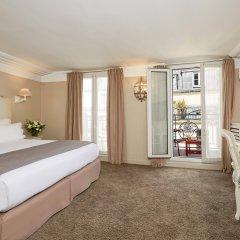 Отель Hôtel Louvre Montana комната для гостей