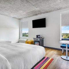 Отель Aloft Delray Beach США, Делри-Бич - отзывы, цены и фото номеров - забронировать отель Aloft Delray Beach онлайн комната для гостей фото 3