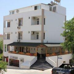 özge pansiyon Турция, Алтинкум - отзывы, цены и фото номеров - забронировать отель özge pansiyon онлайн вид на фасад
