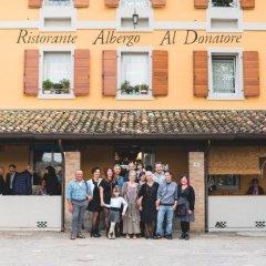 Отель Ristorante Albergo Al Donatore Палаццоло-делло-Стелла фото 9