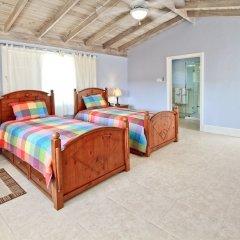Отель Azure Cove, Silver Sands. Jamaica Villas 5BR комната для гостей фото 5