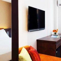 Отель Aspira Prime Patong 3* Стандартный номер разные типы кроватей фото 11