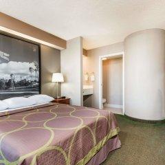 Отель Super 8 by Wyndham Jasper комната для гостей фото 3