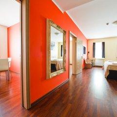 Отель Aparthotel Autosole Riga комната для гостей