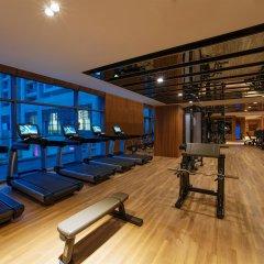 Отель Regnum Carya Golf & Spa Resort фитнесс-зал фото 2
