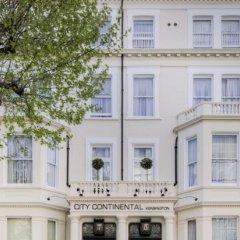 Отель City Continental London Kensington с домашними животными