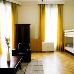 Friends Hostel & Apartments Будапешт комната для гостей фото 4
