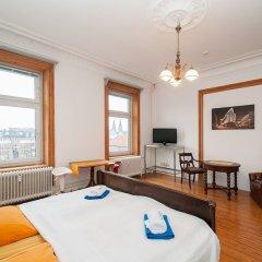 Отель Doppelzimmer am Hansaplatz Германия, Гамбург - отзывы, цены и фото номеров - забронировать отель Doppelzimmer am Hansaplatz онлайн комната для гостей фото 2