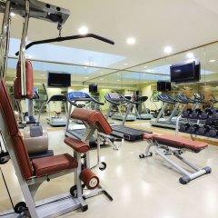 Отель Novotel Dubai Deira City Centre фитнесс-зал фото 3