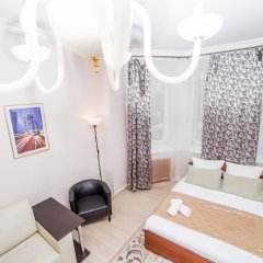 Гостиница ApartExpo on Kutuzovsky 26 комната для гостей фото 3
