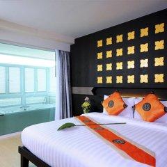 Crystal Palace Hotel комната для гостей фото 4