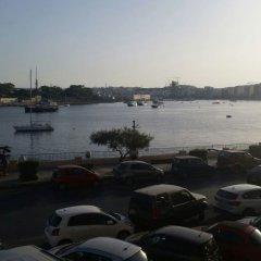Отель Sliema Strand Мальта, Слима - отзывы, цены и фото номеров - забронировать отель Sliema Strand онлайн пляж