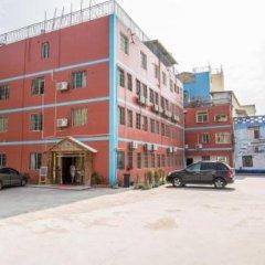 Отель Xiamen Cicadas Sleeping Inn Китай, Сямынь - отзывы, цены и фото номеров - забронировать отель Xiamen Cicadas Sleeping Inn онлайн парковка