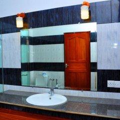 Отель Bougain Villa Шри-Ланка, Берувела - отзывы, цены и фото номеров - забронировать отель Bougain Villa онлайн ванная