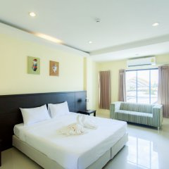 Baan Phor Phan Hotel комната для гостей фото 3