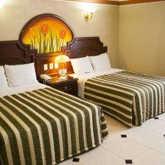 Отель Casino Plaza Гвадалахара комната для гостей фото 5