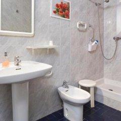 Отель Hostal Valls Барселона ванная