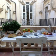 Отель Ortigia luxury Италия, Сиракуза - отзывы, цены и фото номеров - забронировать отель Ortigia luxury онлайн питание