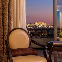 Radisson Blu Park Hotel, Athens 5* Номер Бизнес фото 8