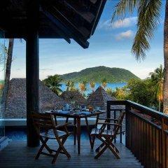 Отель The Vijitt Resort Phuket балкон
