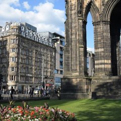 Отель Old Waverley Hotel Великобритания, Эдинбург - отзывы, цены и фото номеров - забронировать отель Old Waverley Hotel онлайн фото 5