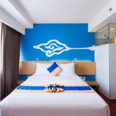 Отель Best Western Kuta Beach Индонезия, Бали - 1 отзыв об отеле, цены и фото номеров - забронировать отель Best Western Kuta Beach онлайн комната для гостей
