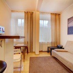 Апартаменты у Дворцового Моста Санкт-Петербург комната для гостей