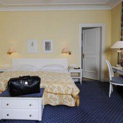 Отель La Reserve EDEN AU LAC Zurich комната для гостей фото 5